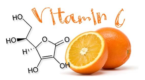 La Vitamina c de la Naranja