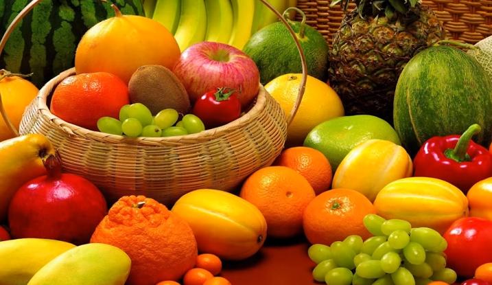 Propiedades de las frutas