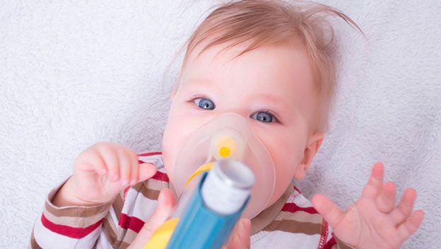 Propiedades de la Cebada contra el asma infantil