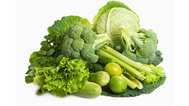 Propiedades de las verduras