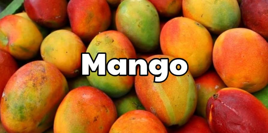 propiedades del mango maduro