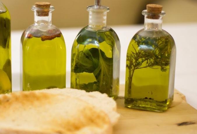 Aceites esenciales de albahaca